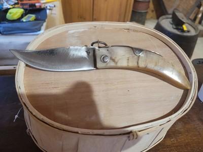 couteau cran d'arret